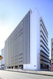 伊勢市駅前B地区再開発ビル